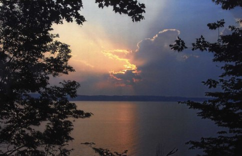 lake sunset copy